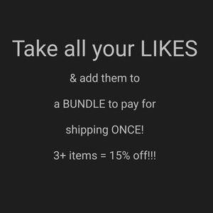 Bundle & Save 15%
